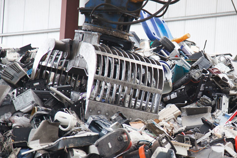 KMK Metal Recycling Achieve Weeelabex Certification