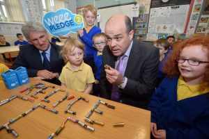 Minister Naughten calls on public to recycle batteries on European Battery Recycling Day